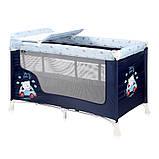Манеж - кровать Lorelli SR 2 с пеленатором Пром, фото 3