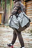 Многофункциональная транспортировочная сумка для рыболовных снастей, 5 отделений, с наплечным ремнем, фото 7