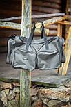 Многофункциональная транспортировочная сумка для рыболовных снастей, 5 отделений, с наплечным ремнем, фото 5