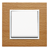 Рамка 2Х горизонтальная Lumina-Passion черное стекло, фото 3