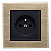 Светорегулятор поворотный Lumina черный 60-600Вт, фото 5