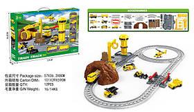 Игровой набор железная дорога на батарейках GT317646