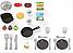 Интерактивная кухня Smoby Toys Тефаль Студио Френч с аксессуарами и звуковым эффектом (311042), фото 8
