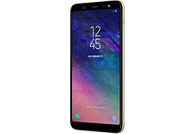 Смартфон Samsung Galaxy A6 Plus A605F Gold Stock B-, фото 2