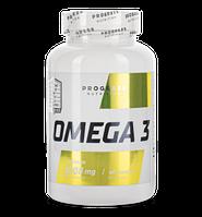 Рыбий жир Progress Nutrition Omega 3 (60 капс.)