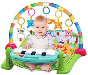 Детский образовательный коврик 3 в 1 5736