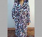 Халат женский на запах с капюшоном из Well Soft, Украина, р 46, цвета в ассортименте, 20038809, фото 9