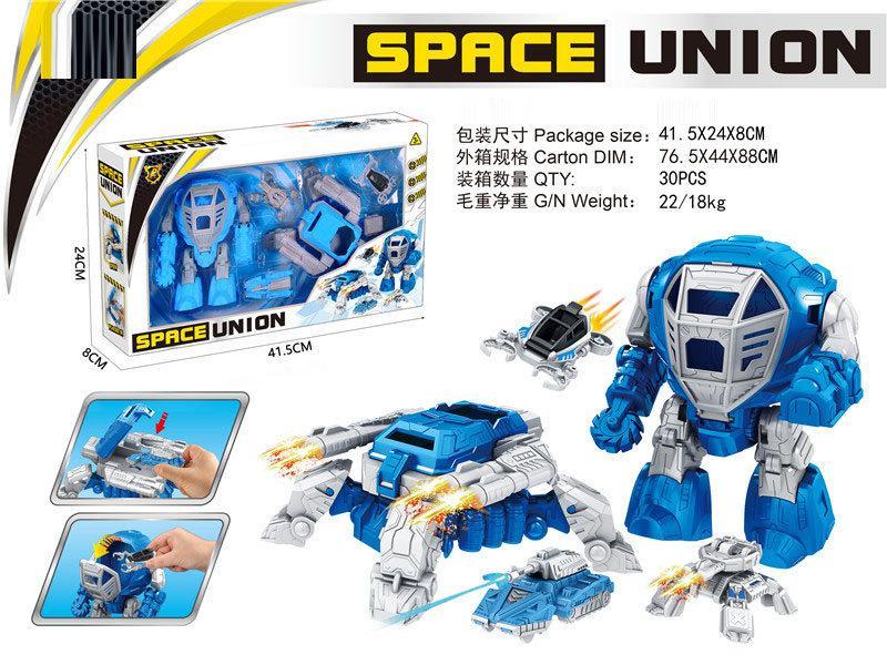 Игровой набор Космическая станция GT317641