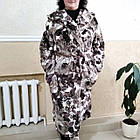 Халат женский на запах с капюшоном из Well Soft, Украина, р 46, цвета в ассортименте, 20038809, фото 8