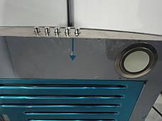 Вытяжка купольная ARTEL ART 0660 RAINBOW нержавейка с дефектами, отсутствует стеклянный купол., фото 3