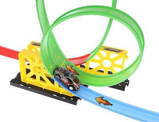 Трасса трюковая с машинками Tracke Racing 9432  Польша