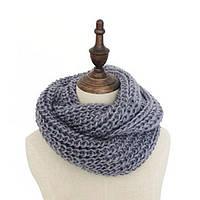 Женские шарфы и хомуты