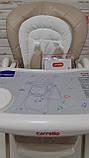 Стульчик для кормления CARRELLO Toffee CRL-9502 Cream Beige, фото 2