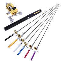 Карманная удочка - ручка Fishing Rod in Pen case, хороший выбор