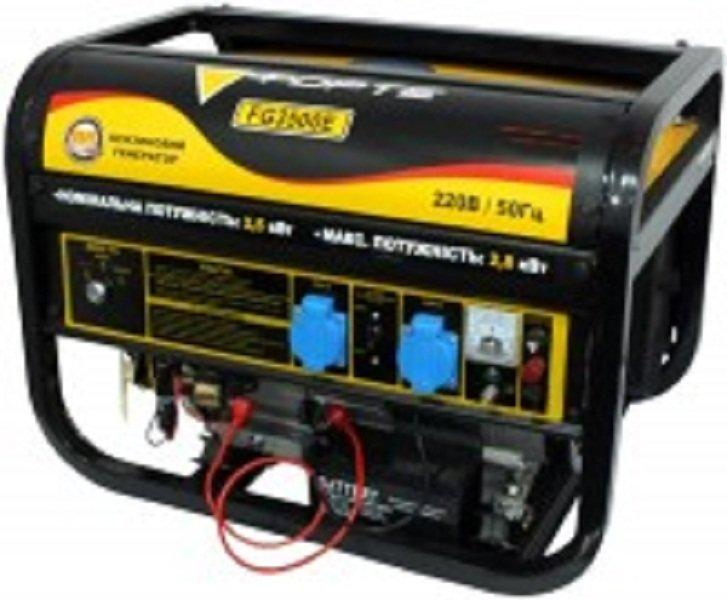 Генератор бензиновый Форте FG 3500Е