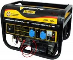 Генератор бензиновий Форте FG 3500Е