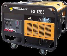 Бензогенератор Forte FG-12E