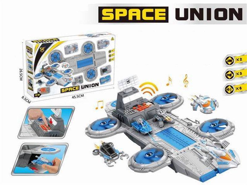 Игровой набор Космический корабль GT268755