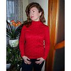 Водолазка женская стрейч, с начесом, Украина, р104, цвета в ассортименте, 20038793, фото 2
