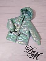 Куртка для девочки «Софийка» аппликация 3D, фото 1