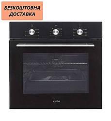 Духова шафа Ventolux PARMA 6 MT (BK) 76L Чорна