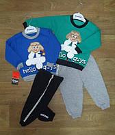 Теплый костюм для мальчика турецкий,интернет магазин,детская одежда Турция,трехнитка