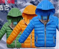 Детская куртка пуховик, фото 1