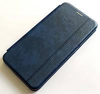 Чехол книжка Momax New для Samsung Galaxy A11 A115F Синий