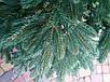 Литая елка Премиум 2.30м. зеленая / Лита ялинка / Ель, фото 4