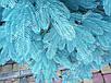 Литая елка Премиум 2.50м. голубая /  Лита ялинка / Ель, фото 8
