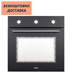 Духова шафа Ventolux EO56M-6K BK Чорна
