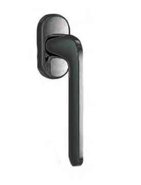 Ручка на окно  Fadex Milly 133DK черный матовый (Италия)