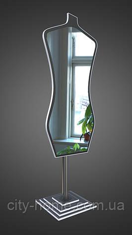 Зеркало напольное манекен, фото 2