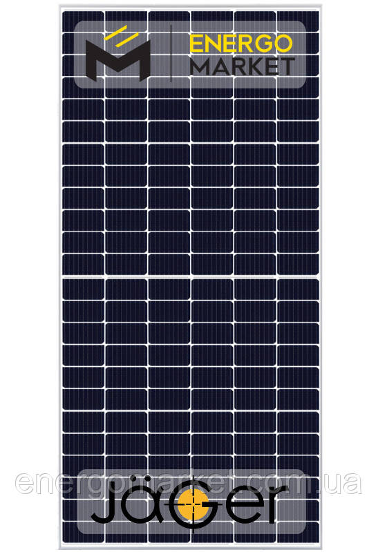 Солнечная панель Risen RSM144-6-400M Half-cell (400 Вт)