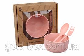 Многоразовая посуда оптом набор