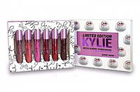 Набор помады Kylie Limited Edition With Every Purchase 6 штук розовый! Акция