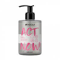 Шампунь для фарбованого волосся Захист кольору Indola Act Now Color Shampoo, 1000 мл