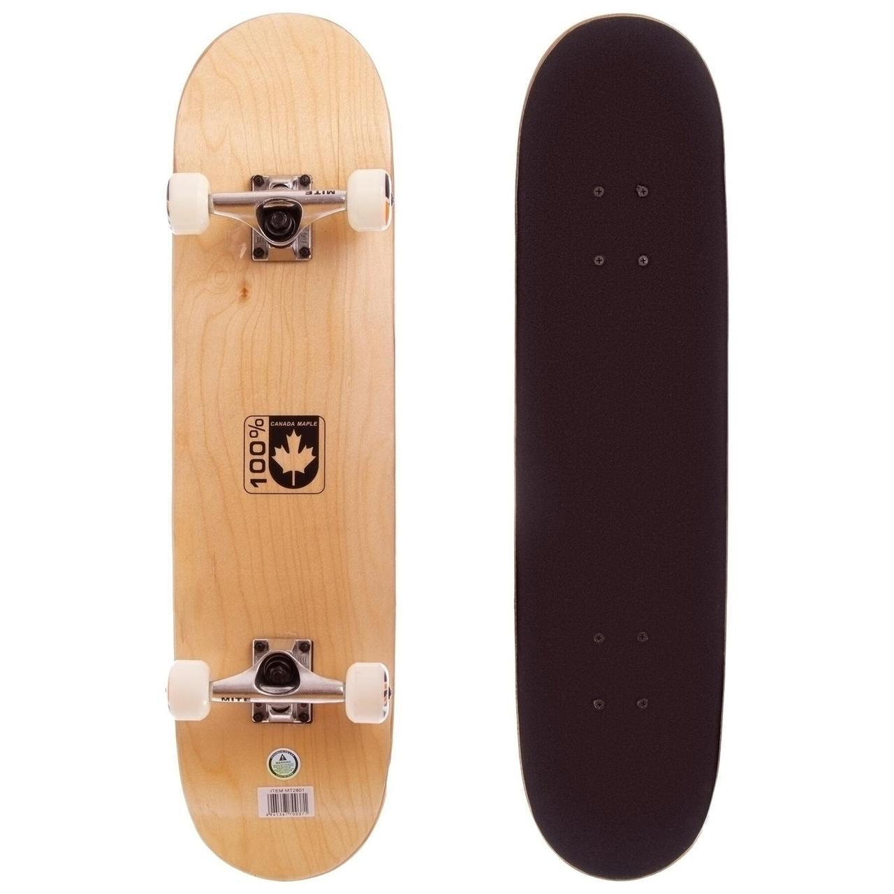 Скейтборд трюковый из канадского клена Canadian Maple 100%
