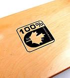 Скейтборд трюковый из канадского клена Canadian Maple 100%, фото 2