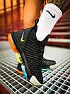 """Кросівки чоловічі Nike Lebron 16 EP LBJ """"Black Metallic Silver"""", фото 2"""