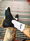 """Кросівки чоловічі Nike Lebron 16 EP LBJ """"Black Metallic Silver"""", фото 9"""