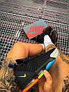 """Кросівки чоловічі Nike Lebron 16 EP LBJ """"Black Metallic Silver"""", фото 7"""