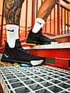 """Кросівки чоловічі Nike Lebron 16 EP LBJ """"Black Metallic Silver"""", фото 4"""