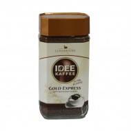 Кофе растворимый JJ DARBOVEN IDEE KAFFEE Gold Express 200 г.  ст. б.