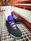 Кросівки чоловічі Nike LeBron 16 White Graffiti Black, фото 9