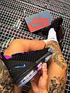 Кросівки чоловічі Nike LeBron 16 White Graffiti Black, фото 8