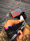 Кроссовки мужские Nike LeBron 16 White Graffiti Black, фото 6