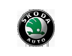 Дефлектор на капот (Мухобойки) для Skoda (Шкода)