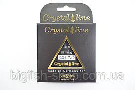 Леска Mikado Crystal Line 0.14 мм.