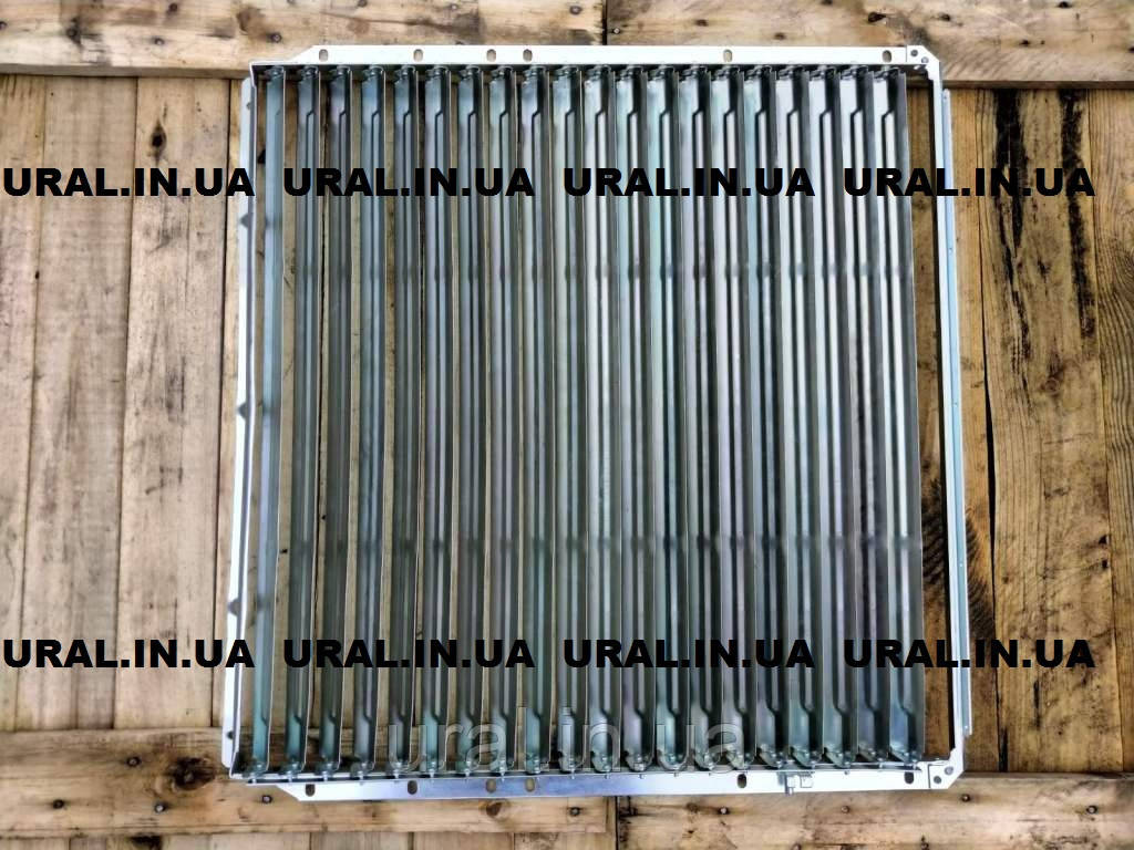 Жалюзи радиатора Евро 53205-1310110 (пр-во КАМАЗ)